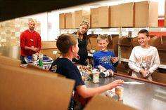 family service ideas