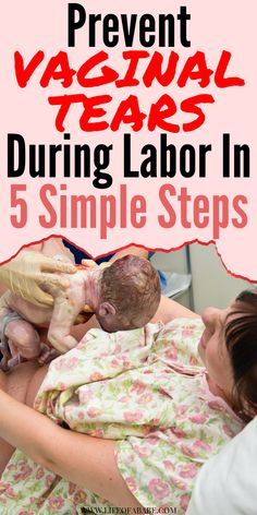 How To Prevent Vaginal Tears During Labor In 5 Simple Steps | Practical Tips To Help Prevent Your Vagina From Tearing During Childbirth | How To push during labor | How to push without tearing | How not to tear during childbirth | Labor tips | Childbirth tips | #naturalbirth #baby #pregnancy #childbirth #3rdtrimester #birthplan #newmom
