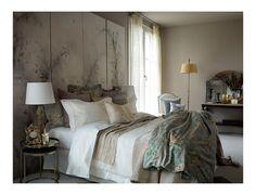 Zara Home Bedroom Zara Home Bedroom, Bedroom Decor, Bedroom Ideas, Decoracion Vintage Chic, Zara Home Collection, Winter Collection, Cozy Room, Bedroom Vintage, Beautiful Bedrooms