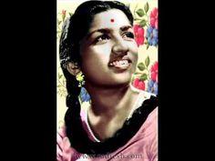 Lata Mangeshkar 1951 Bachpan ke din bhula na dena - YouTube
