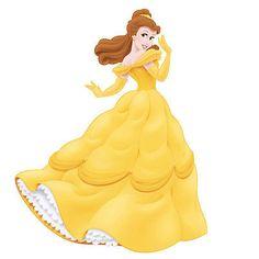 Ideal Flock Wandtattoo Wandsticker Tattoo Wanddeko Disney Princess Prinzessin Disney Dekoration and Princesses
