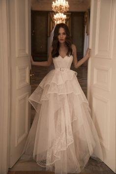 Свадебные платья Ester Haute Couture 2018