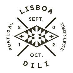 Lisboa-Dili Logotype by MusaWorkLab, via Flickr