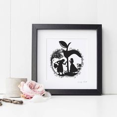 Are you interested in our Fairytale print? With our Snow white print you need look no further. Snow White Apple, Apple Prints, Bubble Wrap Envelopes, Wall Paper Phone, Canvas Paper, Pottery Painting, Wall Art Quotes, Painting Patterns, Wall Prints