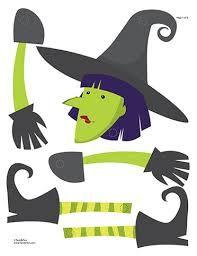 * Witch....