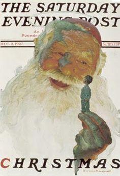 Norman Rockwell - Christmas 1927 🎄