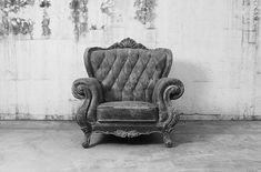 mobilier béton   mobilier béton de style baroque - un fauteuil de design authentique ...