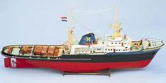 Billings 1/90 Zwarte Zee RC Model Boat Kit