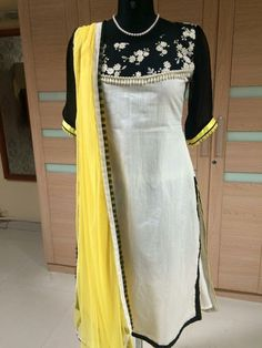 Colors & Crafts Boutique™ offers unique apparel and jewelry to women who value versatility, style and comfort. For inquiries: Call/Text/Whatsapp Salwar Designs, Kurta Designs Women, Blouse Designs, Pakistani Dresses, Indian Dresses, Indian Outfits, Indian Party Wear, Indian Wear, Simple Indian Suits