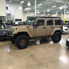 #starwoodmotors #jeep #wrangler