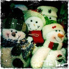 Advent 2011 Day 20  Cute Plush Snowman ( Cute Plush Snowmen )