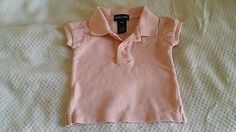 Girls size 12 months pink Ralph Lauren Polo top excellent condition  30% off discount or buy 3 or more items and receive an extra 20% off at my ebay store. Please click on link to check out all the goodies on sale. SHIPPING ALL SOLD ITEMS OUT SAME DAY WITH TRACKING INFORMATION   #SALE  #BABY #PARTY #FAMILYREUNION #BIRTHDAY #AMERICASBIRTHDAY #FASHION  #ALLSUMMER16 #CELEB #STAR #SUPERSALE #FLAG #FASHION #SHOES #SHOPPING #RESALE #FASTSHIPPING #SAVINGS  #30PERCENTOFF
