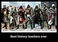 Where at the Assassin's Creed fans at? #videogames