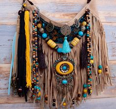 Hippie boho bags boho purse cross body bag colorful bag