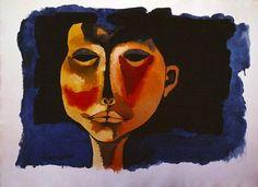 artist Oswaldo Guayasamin
