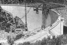 1952 1954 Barrage de Mapasset