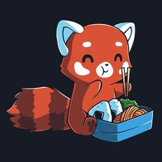 Bento Box | Funny, cute & nerdy shirts | TeeTurtle