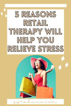 Feeling stressed out after a long work day? Why not try out shopping therapy (aka retail therapy). Here's 5 reasons why you should whether that be online shopping or not. | #onlineshopping | #shoppingtherapy | #retailtherapy | #selfcare | #holidays Feeling Stressed, Stressed Out, Personal Mantra, Ways To Relieve Stress, Get Your Life, Retail Therapy, Self Development, Self Improvement, Self Care