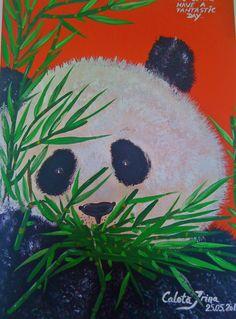 Funny panda 2011