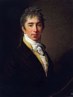 """Prince Ivan Ivanovich Bariatinsky - 1803-05 - This portrait at the Pushkin was painted most likely when both the painter and the prince resided in London. In 1808 Bariatinski was posted to Munich and shortly thereafter he was recalled to Russia and settled at his estate Ivanovskoe in the Kursk region, where he pursued the life of a country gentleman. His rural palace boasted an extensive art collection, including pictures by European masters as well as a family portrait gallery."""""""