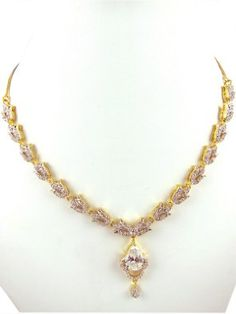 Amazon.com: Designer Bridal Gold Tone Chain Pendant Necklace Set Party Wear Traditional Jewelry India Gift: Indian Designer: Jewelry Necklace Set, Gold Necklace, Pendant Necklace, Jewelry Party, Wedding Jewelry, Valentines Day Gifts For Her, Chain Pendants, Prom Party, Party Wear