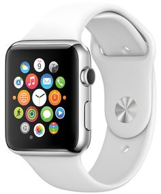 Apple Watch marks Apple's foray into wearable technology. Let's have a deeper look at the Apple Watch and why it could be an exciting gadget to own. Apple Watch 42mm, Apple Watch Series 3, Apple Watch Apps, New Apple Watch, Apple Apps, Ipad, Apple Iphone 6, Outdoor Handy, Internet Of Things