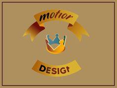 Animated logo with crown. Crown Logo, Motion Design, Adobe Illustrator, Photoshop, Animation, Logos, Illustration, Illustrations, Animation Movies