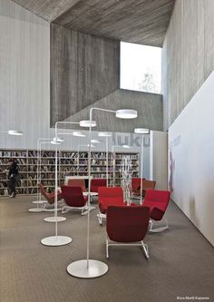 Lepo Product Oy - Seinäjoki- Library