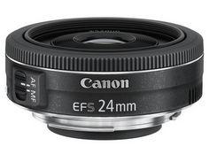 Canon EF-S 24 mm 1:2,8 STM Objektive
