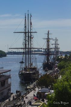 Savannah, Georgia.. River Street