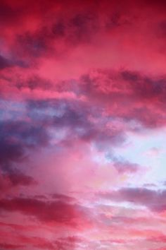 pink sunset clouds - Google Search