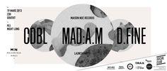 [EVENEMENT] MAISON NUE RECORDS RELEASE @ LE SOCIAL CLUB - Openminded le blog