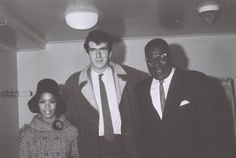 Sugar Pie DeSanto with Roger Eagle and Howlin' Wolf