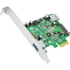 DP 2-PORT USB 3.0 PCIE I/E by SIIG. $35.50. DP 2-PORT USB 3.0 PCIE I/E