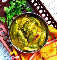 Doi Potol is a popular Bengali recipe submitted by Rini Pal for our contest. This recipe is made from Pointed gourd also called Parval and some simple spices making it a very delicious gravy to have with your Phulka.  #FestivalRecipesContest in association with Preethi Kitchen Appliances  http://ift.tt/2kjC6mA #EverydayCooking #Recipes
