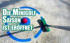 Minigolfen ist cool