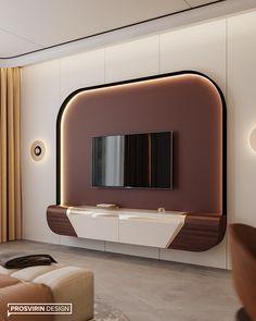 Bedroom Tv Unit Design, Tv Unit Interior Design, Tv Unit Furniture Design, Living Room Partition Design, Living Room Tv Unit Designs, Bedroom False Ceiling Design, Wardrobe Design Bedroom, Hall Interior, Tv Wall Design
