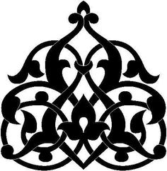 Decorative Design Element, Vector File, Monochrome Royalty Free Cliparts, Vectors, And Stock Illustration.