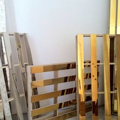 :-)))) Pallets @ Rossana Orlandi in Milaan Zona Tortona 2012