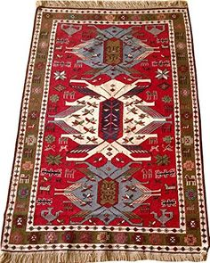 Handwoven Area Rug Kilim 3.24 x 5.00 ft. Rugsnrunners https://www.amazon.ca/dp/B01N8VNIB8/ref=cm_sw_r_pi_dp_x_KwVKyb6CND0DZ