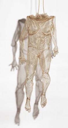 Work — Jodi Colella Jodi Colella, First Skin. Textile Sculpture, Soft Sculpture, Textile Art, Textiles, Instalation Art, Weird Art, Art Inspo, Fiber Art, Sculpting