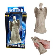 Doctor Who Weeping Angel Stress Toy