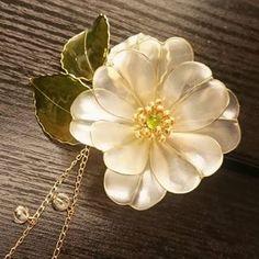存在感のある美しさに、ため息♡花かんざしの「灯花堂 toukadou」をご紹介☆   着物美人公式ウェブサイト -KIMONO BIJIN-