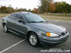 My old ride!! Miss her, named her Puma.   2004 pontiac grand am - Google Search