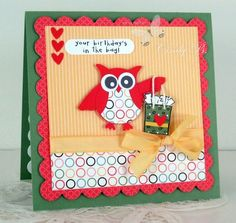In the bag! by cindybstampin - Cards and Paper Crafts at Splitcoaststampers