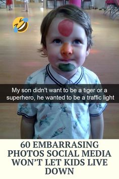Kids constantly surprise us in the most ridiculous ways. You really can't expect the ordinary with those little humans. But one thing is for sure, they sure do make life more interesting. Kids nowadays are going viral for their priceless moments and you really won't want to miss these! Here are 60 embarrassing photos social media won't let kids live down.