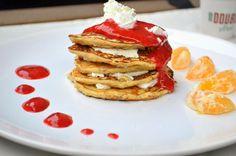 Pancakes, Breakfast, Recipes, Food, Morning Coffee, Essen, Pancake, Meals, Eten