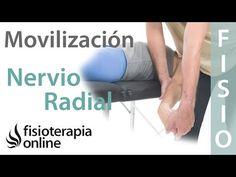 Auto-movilizaciones del nervio radial para neuralgias, recuperación de su función. - YouTube