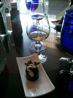 Tequila tasting @Grand Luxxe