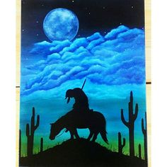 Check out this item in my Etsy shop https://www.etsy.com/listing/561659633/indian-on-horse-silhouette-last-trail